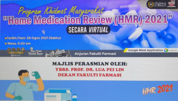 HOME MEDICATION REVIEW 2021